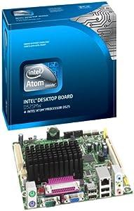 Intel Innovation D525MW - Placa base Intel (Atom D525, memoria DDR3, mini ITX)