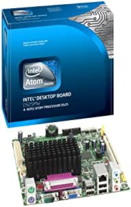 Intel Atom Dual-Core D525/Intel NM10/DDR3/A&V&GbE/Mini-ITX Motherboard BOXD525MW (Discontinued by Manufacturer)