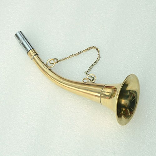 Brass Fog Horn Marine Signal Vintage Reproduction