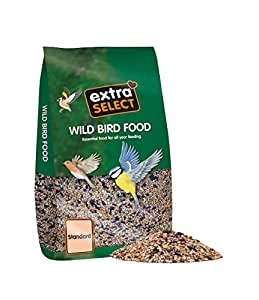 Extra Select Wild Bird Food Standard 12.75 Kg