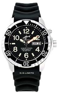 Chris Benz Deep 1000m Helium CB-1000H-AT Men's watch 1000m