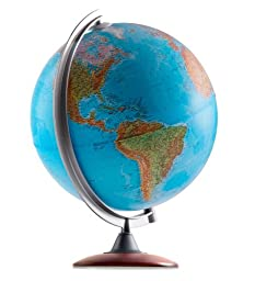 Light-Up Classic Geographical Globe
