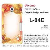 docomo Optimus G Pro L-04E ケース Optimus G Pro L-04E カバー ケース・ジャケット【秋242/l04e-PM242】