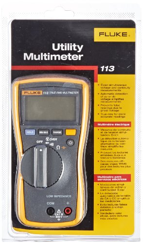fluke 11 multimeter user manual