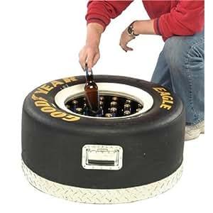 NASCAR Tire Race Cooler