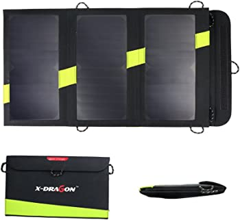 X-DRAGON 20W Solar Panel Charger