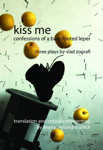 Kiss Me: Confessions of a Bare-footed Leper