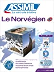 Le Norv�gien : livre + 4 CD audio + C...