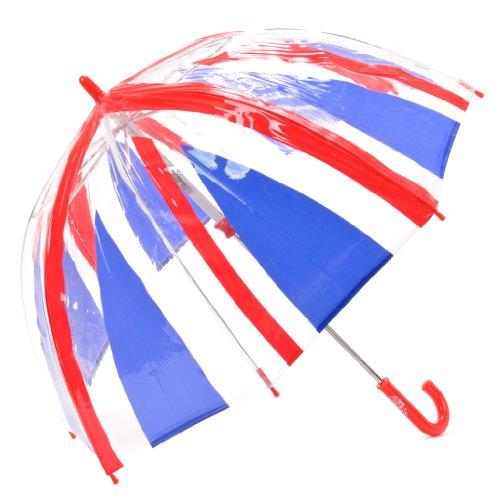 (フルトン) FULTON 長傘 キッズ 子供用 C605 Funbrella-4 Union Jack [並行輸入品]