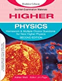 img - for Homework and Multiple Choice Questions for New Higher Physics book / textbook / text book