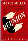 Reunion (0670596086) by Miller, Merle
