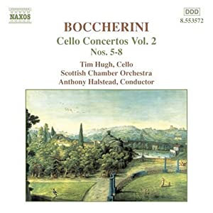 Boccherini: Cello Concertos Vol. 2 #5-8