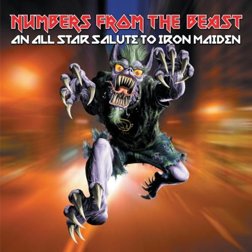 Numbers-From-The-Beast-An-All-Star-Tribute-To-Iron-Maiden-Various-Artists-Audio