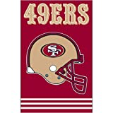 San Francisco 49ers Banner Flag