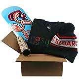 Sugar Mystery Box: 1 Deck, 1 T-shirt, 1 Beanie, 1 Jessup Grip by Sugar