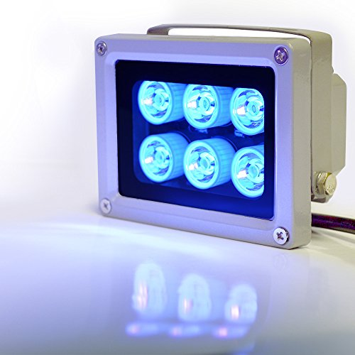 6-LED UV Lamp for Curing LOCA UV GLUE - 110V (Cell Phone Uv Lamp compare prices)