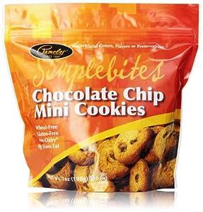 Pamela's Products, Chocolate Chip Mini Cookies, 7 Oz