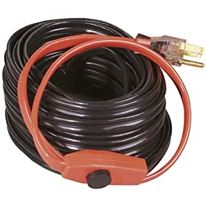 Easy Heat AHB-115 Cold Weather Valve and Pipe Heating Cable, 15-Feet