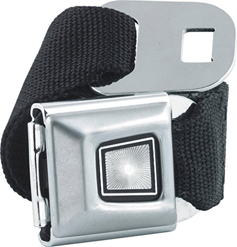 Ford Starburst Seatbelt Belt SBB Strap Color: Black W10200 (Seatbelt Belt Black compare prices)