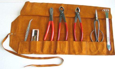 Joshua Roth Bonsai Tool Kit Professional 8 Pc 9905