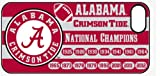 Forever Collectibles NCAA Alabama Crimson Tide Commemorative Hard Apple iPhone 5 / 5S Case at Amazon.com