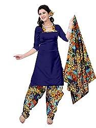 BAPUJI PRINT - WOMEN'S COTTON UNSTITCH DRESS MATERIALS - MASTANI-116