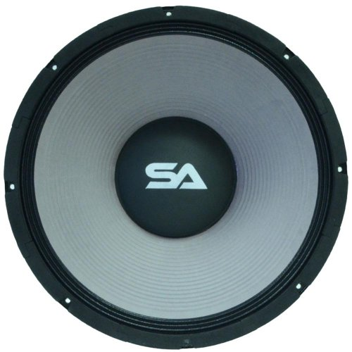 "Seismic Audio - 18"" Raw Subwoofers/Woofers/Speakers - Pa Dj Pro Audio Replacement Sub - 750 Watts Rms - 240 Oz Magnet - 8 Ohms - 4"" Voice Coil"