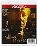 Image de La Mejor Oferta (Blu-Ray) (Import Movie) (European Format - Zone B2) (2013) Geoffrey Rush; Jim Sturgess; Silvi