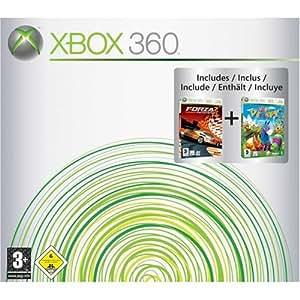 Xbox 360 - Konsole mit 20 GB Festplatte & Wireless Controller inkl. Forza Motorsport 2 + Viva Piñata