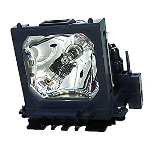 Electrified CP885/880LAMP DT-00531 Replacement Lamp with Housing for Hitachi Projectors