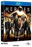Heroes: Season 4 (4pc) (Ws Sub Ac3 Dol Dts Dig) [Blu-ray] [Import]