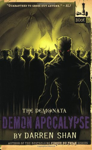 The Demonata #6: Demon Apocalypse