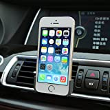 Cloak Electronics (TM) Car Vent Cradle Clip Mount for iPhone 4/4S/5/5S/5C thumbnail