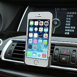 See Cloak Electronics (TM) Car Vent Cradle Clip Mount for iPhone 4/4S/5/5S/5C Details