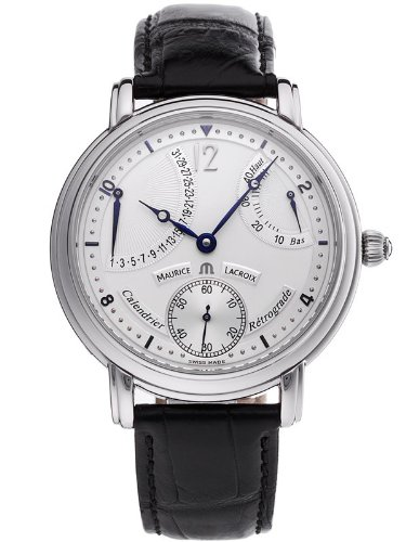 Maurice Lacroix Masterpiece Mens Watch MP7068-SS001-191