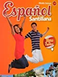 img - for Middle School Espanol Santillana (1B) book / textbook / text book