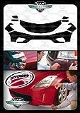 Nissan Pathfinder SL Premium (2013) 3M Scotchgard Clear Bra Paint Protection Kit