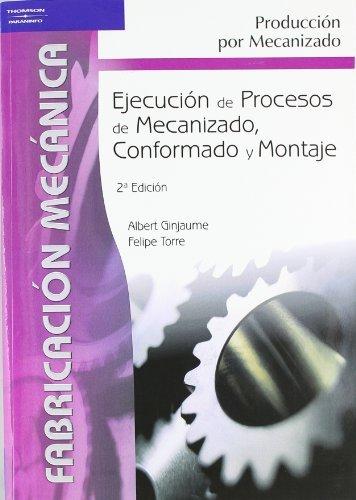EJECUCION DE PROCESOS MECANIZADOS