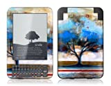 Protective Skin Designer Cover for Amazon Kindle Keyboard 3 - Rooted In Earth - Gelaskins