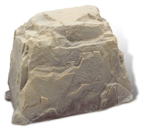 Fake Rock Well Cover-Model 104, Sandstone (Large Well Pump Cover compare prices)
