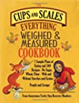 The Cups & Scales Everything Weighed...