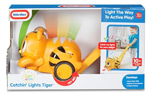 Little Tikes Light 'n Go - Catchin' Lights Tiger JungleDealsBlog.com