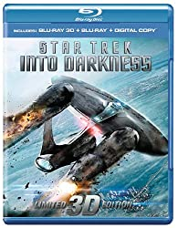 Star Trek Into Darkness (Blu-ray 3D + Blu-ray + Digital Copy) [Region Free]