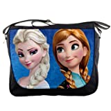 Anna and Elsa FROZEN Shoulder Messenger School College Work Collectible Bag