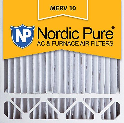 20x20x5 Lennox X0585 Replacement MERV 10 furnace Air Filter Qty 4