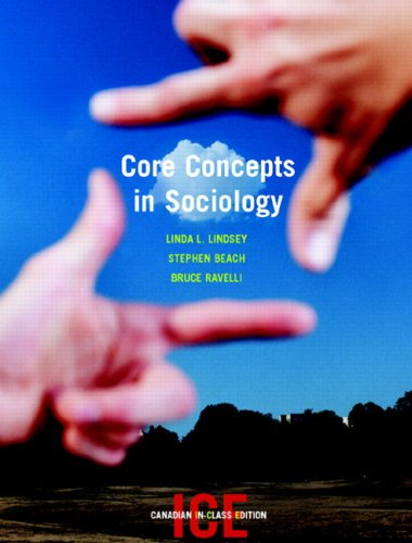 Core Concepts in Sociology, Canadian In-Class Edition