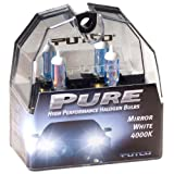 Putco 230004MW Premium Automotive Lighting Mirror White Halogen Headlight Bulb