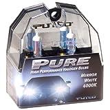 Putco 230004MW Premium Automotive Lighting Mirror White Halogen Headlight Bulb