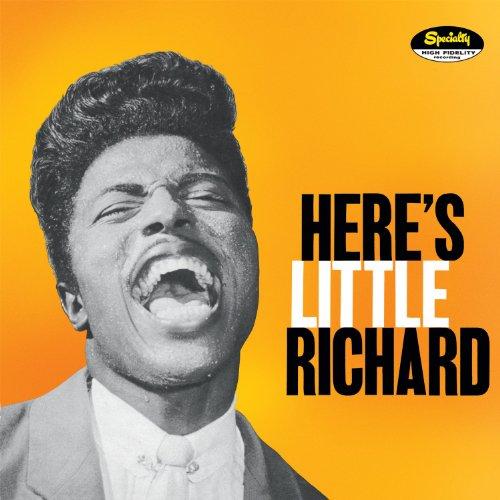 Album Art for Here's Little Richard [Remastered] by Little Richard