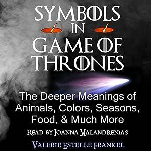 Symbols in Game of Thrones Audiobook